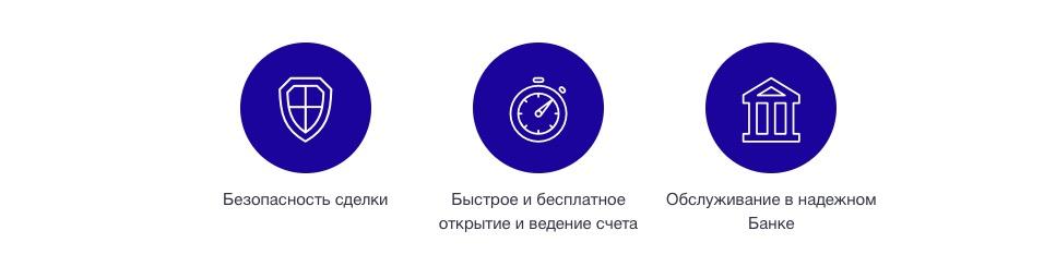 Счет эскроу ВТБ для физических лиц